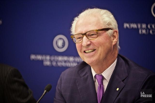 Le président délégué du conseil d'administration, président et... (Photo André Pichette, archives La Presse)