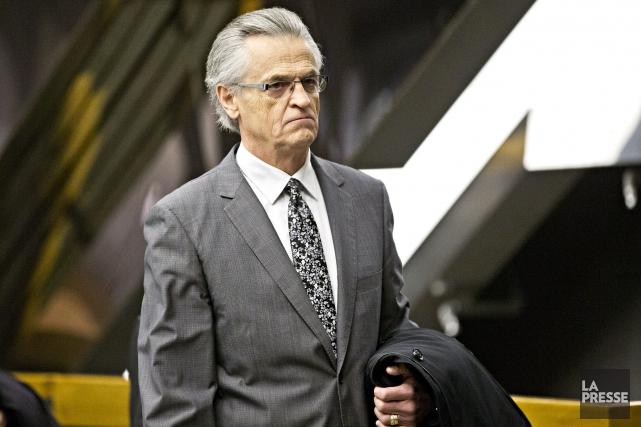 L'ex-maire de Montréal-Nord, Gilles Deguire... (PHOTO PATRICK SANFAÇON, ARCHIVES LA PRESSE)