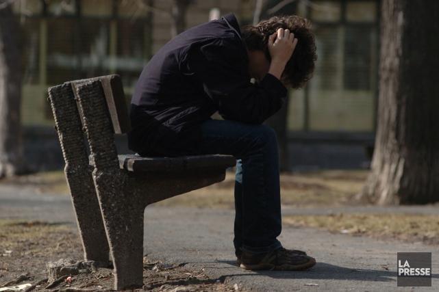 Lorsqu'on pense à la santé mentale, on pense rapidement aux personnes qui... (Archives La Presse)