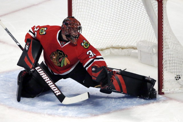 Scott Darling... (Photo Nam Y. Huh, archives AP)