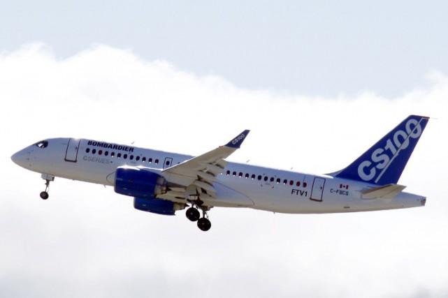 Boeing a demandé au département du Commerce et... (Archives AFP, Clément Sabourin)