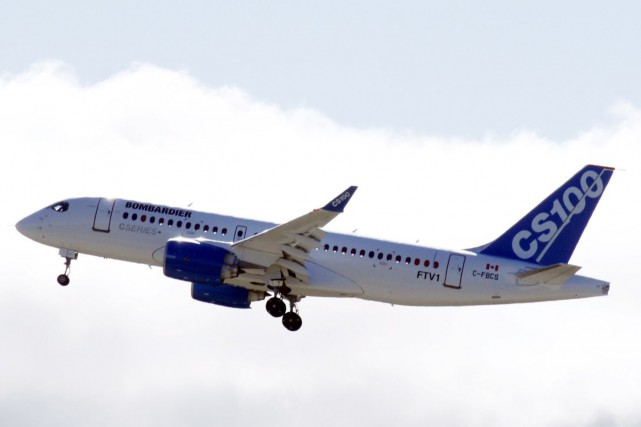 Boeing a lancé la semaine dernière deux procédures... (Archives AFP, Clément Sabourin)