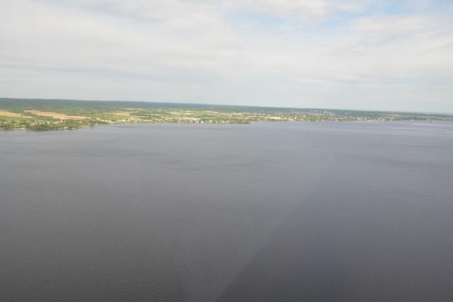 Le lac Saint-Jean... (Archives Le Progrès, Marc St-Hilaire)
