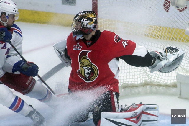 Craig Anderson «a le don de faire les... (Archives, Le Droit)