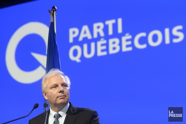 Le chef du Parti québécois, Jean-François Lisée.... (Archives La Presse, Bernard Brault)