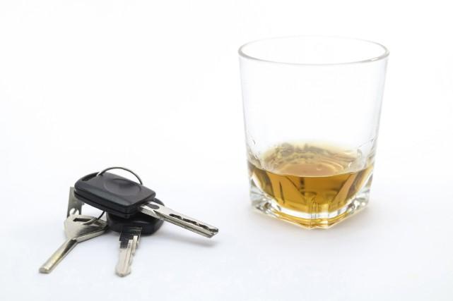 Deux conducteurs ont été arrêtés dans la nuit... (123RF)