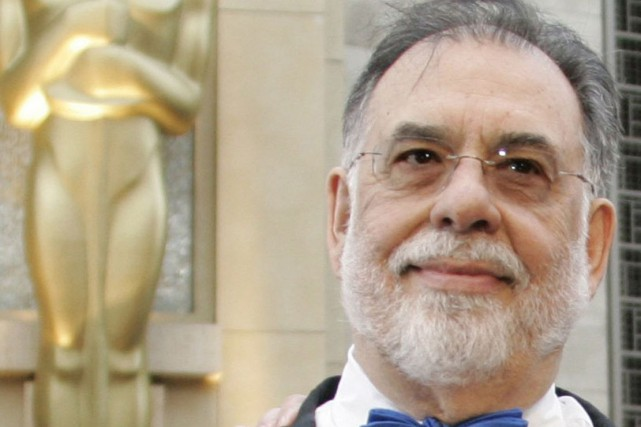 Francis Ford Coppola.... (Photo archives Associated Press)