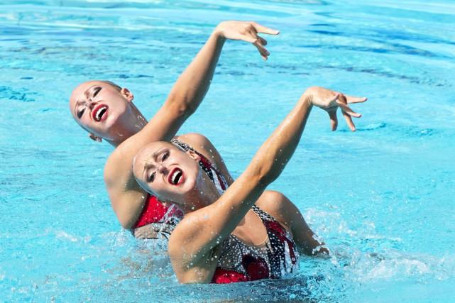 Jacqueline Simoneau (à gauche) et Karine Thomas aux... (PHOTO RYAN REMIORZ, ARCHIVES LA PRESSE CANADIENNE)