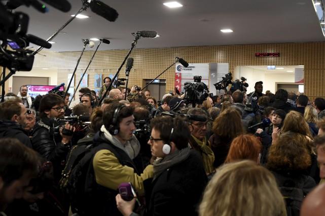 Le débat à propos du bon fonctionnement du «système d'alerte» concernant les... (AFP, Eric Feferberg)