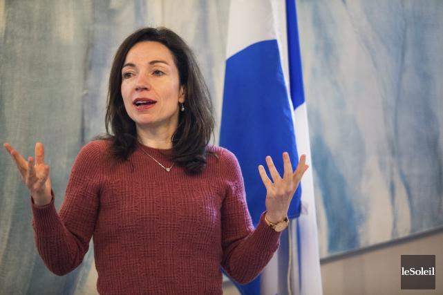 Sept députés du Bloc québécois ont affirmé mercredi... (Photothèque Le Soleil)