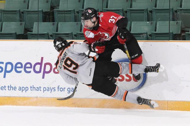 De retour en finale de la Coupe Telus... (Matthew Murnaghan/Hockey Canada)