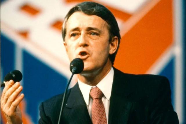 Le 30 avril 1987, les 10 premiers ministres... (Radio-Canada)