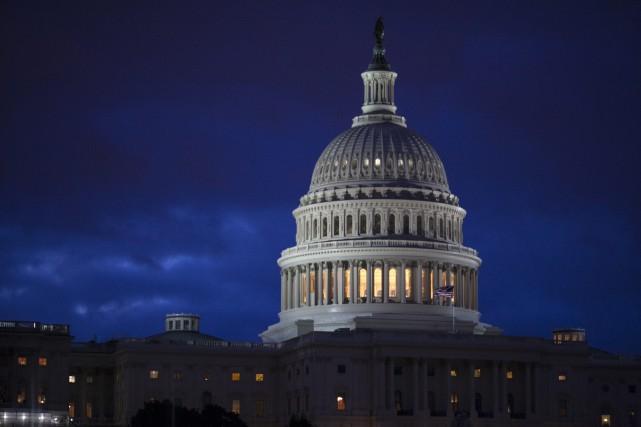 Les représentants démocrates et républicains ont refusé de... (Photo J. Scott Applewhite, AP)