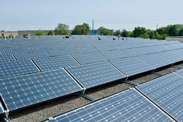 Potentia développe et exploite des parcs solaires sur... (Photo fournie par Potentia Renewables)