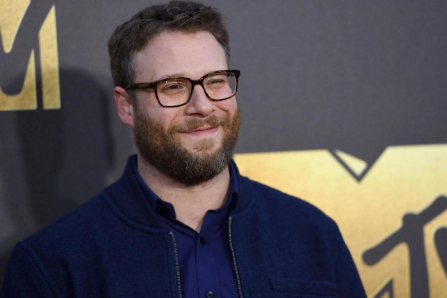 Seth Rogen... (photo Jordan Strauss, archives associated press)