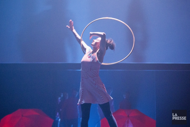 Flip Fabrique viendra présenter son nouveau spectacle, Transit, à la... (Archives La Presse)