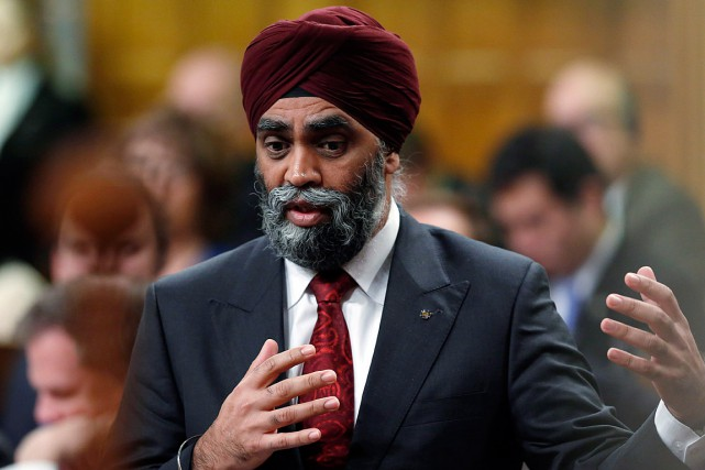Les partis de l'opposition à Ottawa ont fait... (Archives La Presse canadienne)