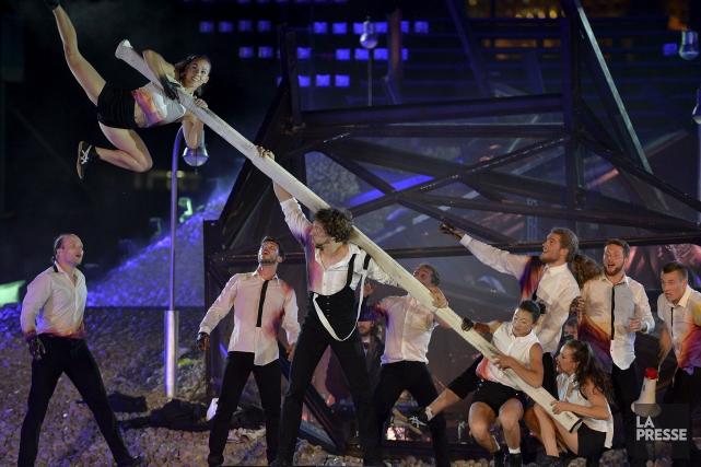 Le Cirque Flip Fabrique présentera cet été à...