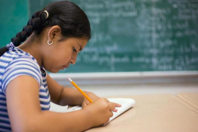 «Pour aider les élèves en difficulté, Québec mise... (Photo Thinkstock)