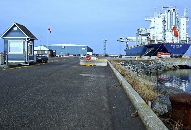 Une étude de CIMA+ estime que le port... (Collaboration spéciale Johanne Fournier)