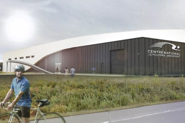 Le projet de vélodrome intérieur, piloté par le... (fournie)