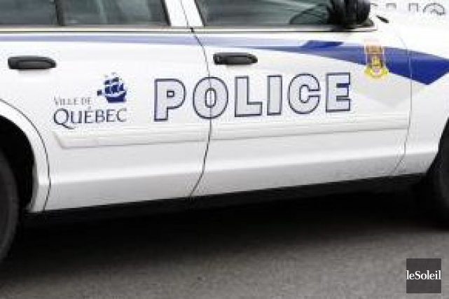 La police de la Ville de Québec (SPVQ) lance un appel à la population pour... (Photo archives Le Soleil)