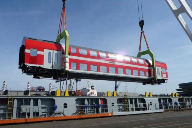 Israel Railways estun bon client de Bombardier.... (photo fournie parBombardier Transport)