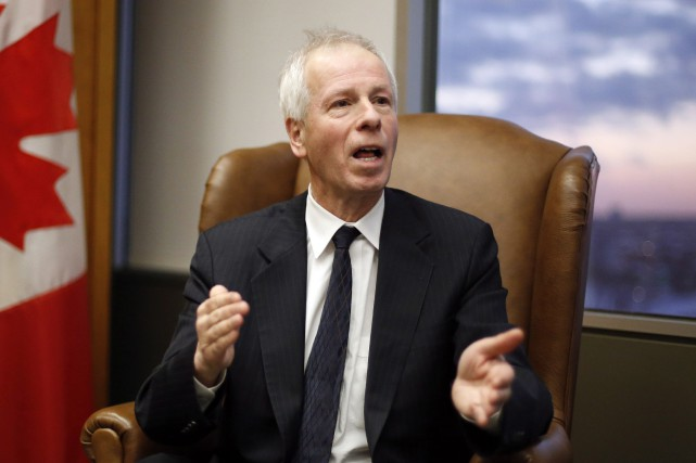 Stéphane Dion... (Archives, La Presse canadienne)