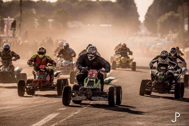 L'arrivée des superquads au Grand Prix s'inscrit dans... (Photo: Sylvain Arseneault)