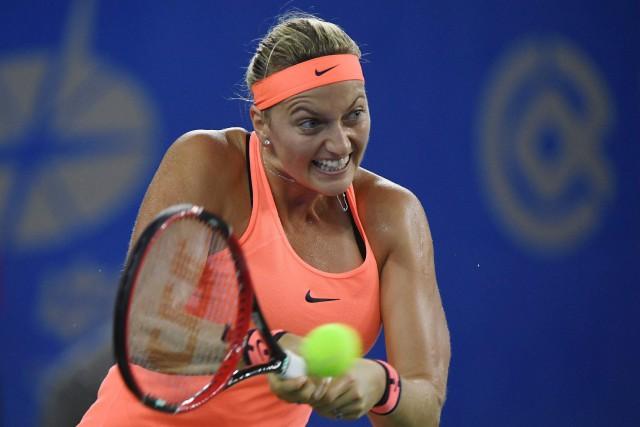 Petra Kvitova... (Photo Greg Baker, archives AFP)
