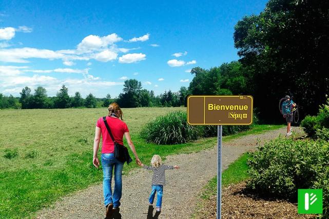 Projet Montréal souhaite regrouper 16km2d'espaces verts dans Pierrefonds-Ouest-en... (Fournie par Projet Montréal)
