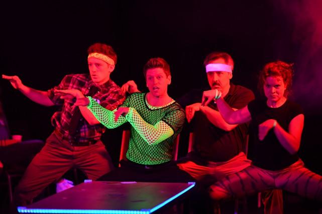 Chanter à Broadway sur la guerre en Irak, l'idée n'avait rien d'évident, mais... (PHOTO AFP)