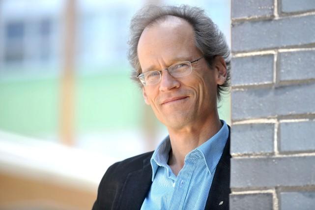 Le physicien et professeur de l'Université de Sherbrooke... (Archives, La Tribune)