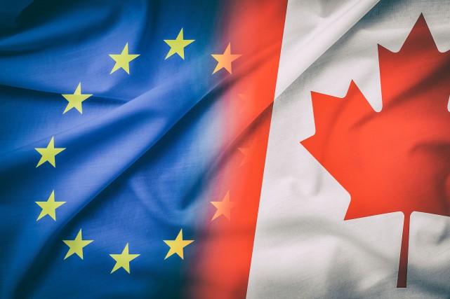 Le Parlement canadien devrait ratifier l'Accord économique et... (123RF)