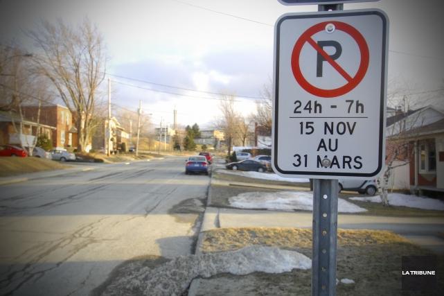 L'hiver dernier, la Ville de Sherbrooke proposait trois... (Archives, La Tribune)
