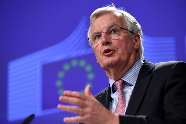 «Quitter l'Union ce n'est pas un chiffre, ce... (AFP)