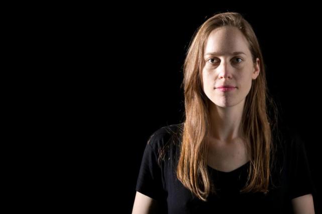 La journaliste et animatrice Lili Boisvert publie son... (PHOTO FRANÇOIS ROY, LA PRESSE)