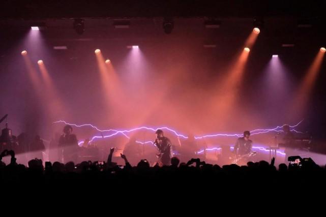 Le groupe Gorillaz vient de lancer son cinquième... (PHOTO MARK ALLAN, ARCHIVES INVISION/ASSOCIATED PRESS)