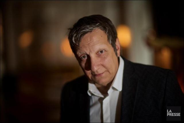 L'homme de théâtre Robert Lepage présentera en primeur... (Photo André Pichette, Archives La Presse)