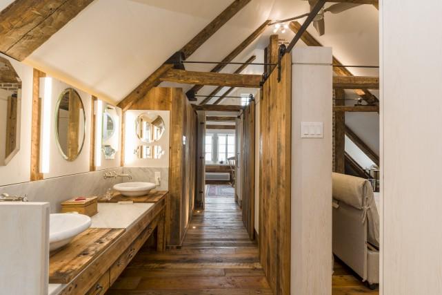 Retaper une maison de la fin du XIXesiècle,... (fournie par Construction St-Antoine)