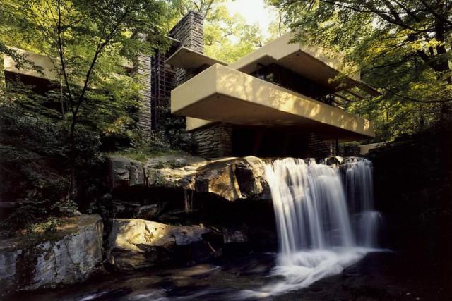 Toute la structure de la maison est agencée... (Photo fournie par la Western Pennsylvania Conservancy)