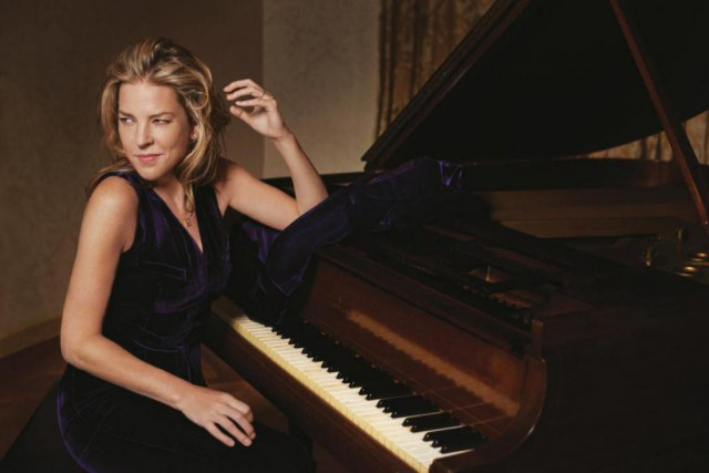 Diana Krall s'apprête à lancer son album Turn Up... (Photo fournie par Universal)