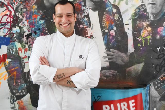 Stefan Gadit est le nouveau chef de cuisine... (PHOTO FOURNIE PAR Ê.A.T.)