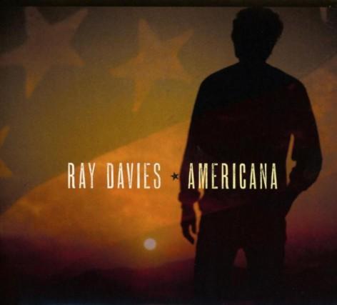 Americana, de Ray Davies... (image fournie par Sony Music)