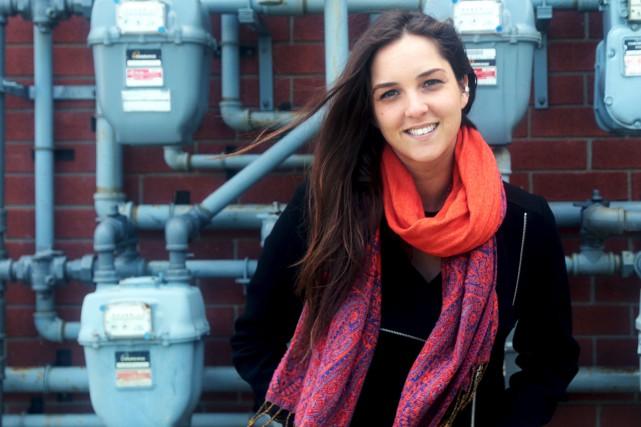 Sophie Pelletier quitte le style folk épuré pour... (Étienne Ranger, Le Droit)