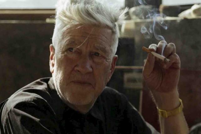 Le documentaire sur David Lynch filmé intégralement au... (Fournie par TVA-Films)