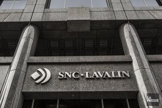 Le siège social de SNC-Lavallin à Montréal... (Archives La Presse, Olivier Pontbriand)