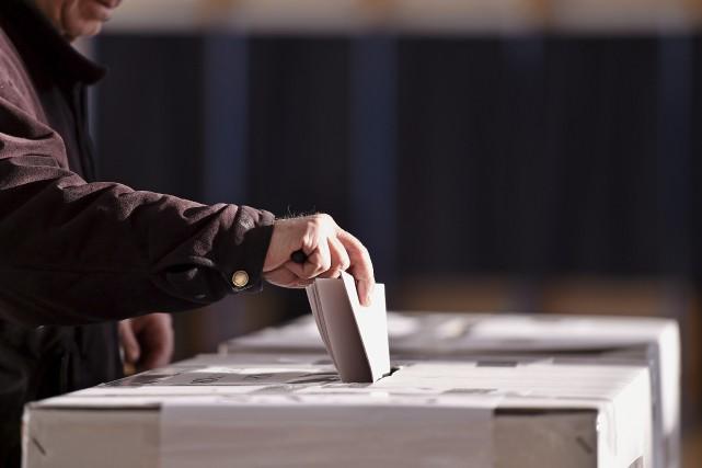 Même si le système de vote préférentiel a... (123RF/radututa)