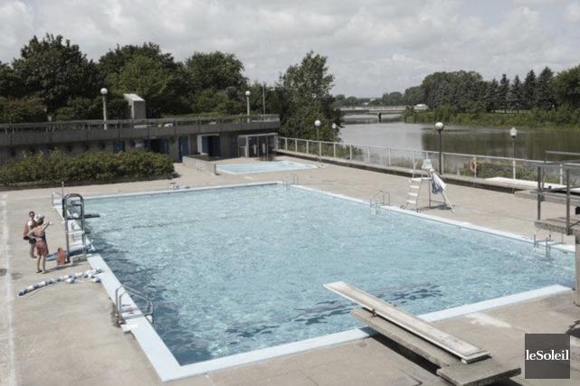 La piscine de Saint-Roch fait partie du secteur... (Photothèque Le Soleil)