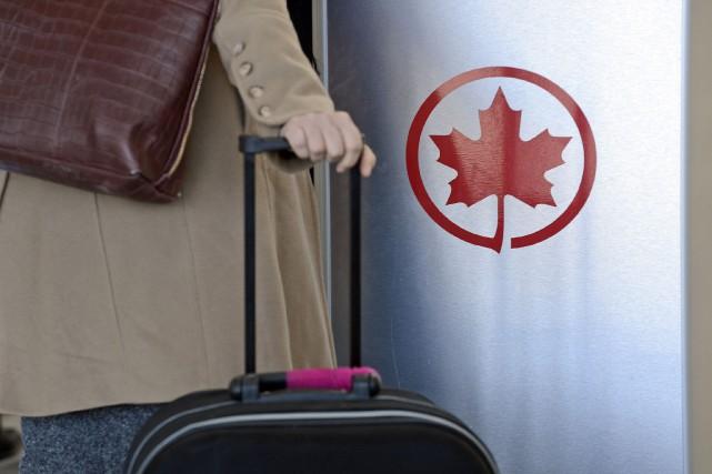 Le transporteur aérien Air Canada (TSX:AC) a encaissé une perte nette de 37... (Photo Aaron Harris, archives Bloomberg)